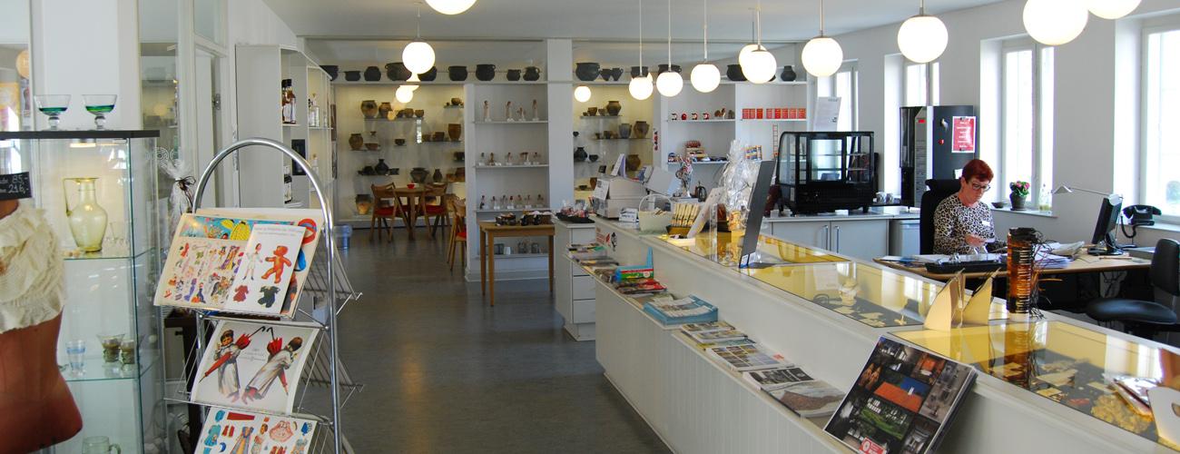 VHM Museumsbutikken