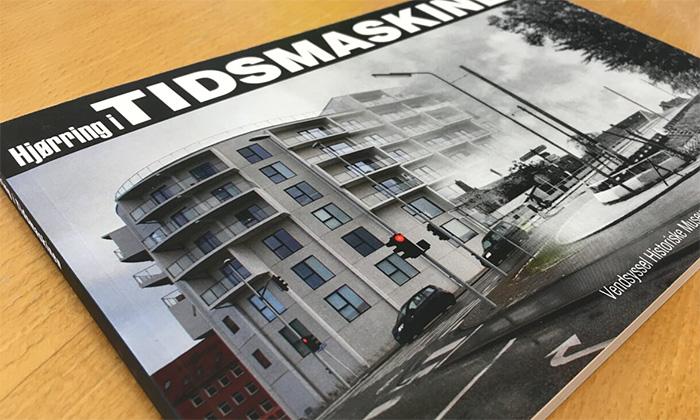 VHM udstilling Hjørring i Tidsmaskinen 4