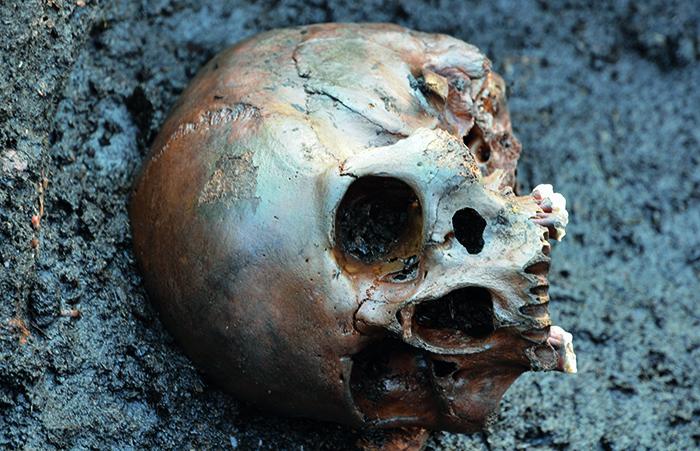 VHM arkæologi udgravning 3