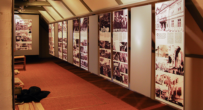 VHM udstilling 150 år i billeder 4