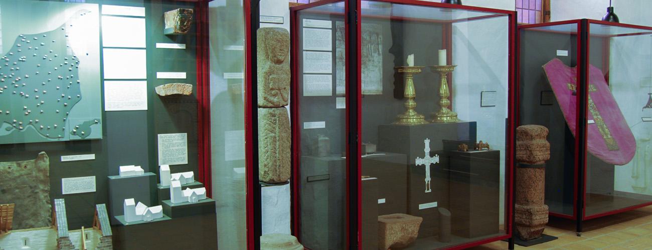 VHM udstilling Kirkesalen