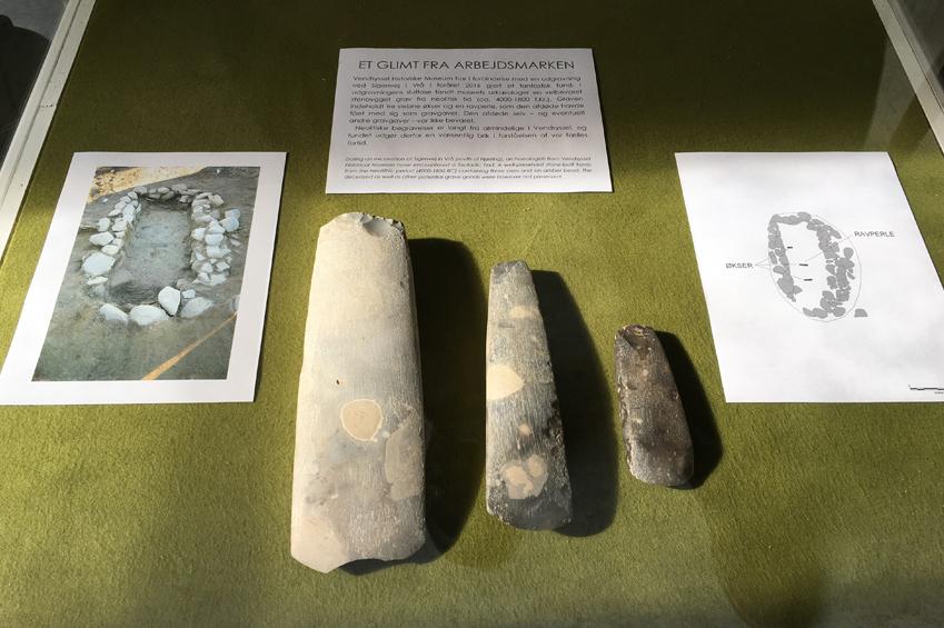 VHM Vendsyssel Historiske Museum Neolitisk VHM miniudstilling 2