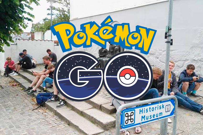 Vendsyssel-Historiske-Museum---Pokemon-Go---Hjørring
