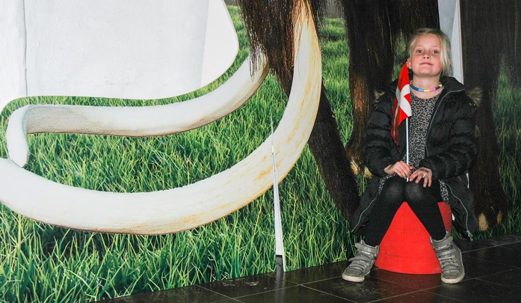 Naja Nielsen holder syv års fødselsdag på VHM