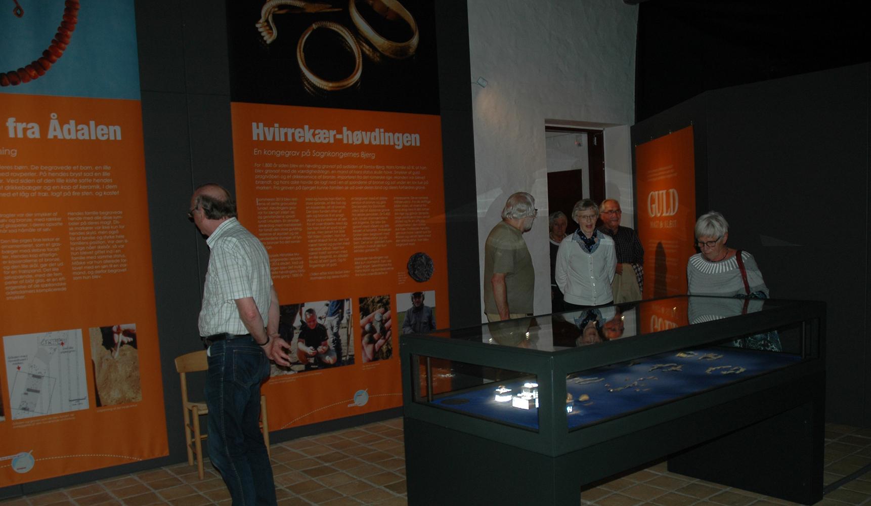 GULD magt og slægt a - udstilling - Vendsyssel Historiske Museum