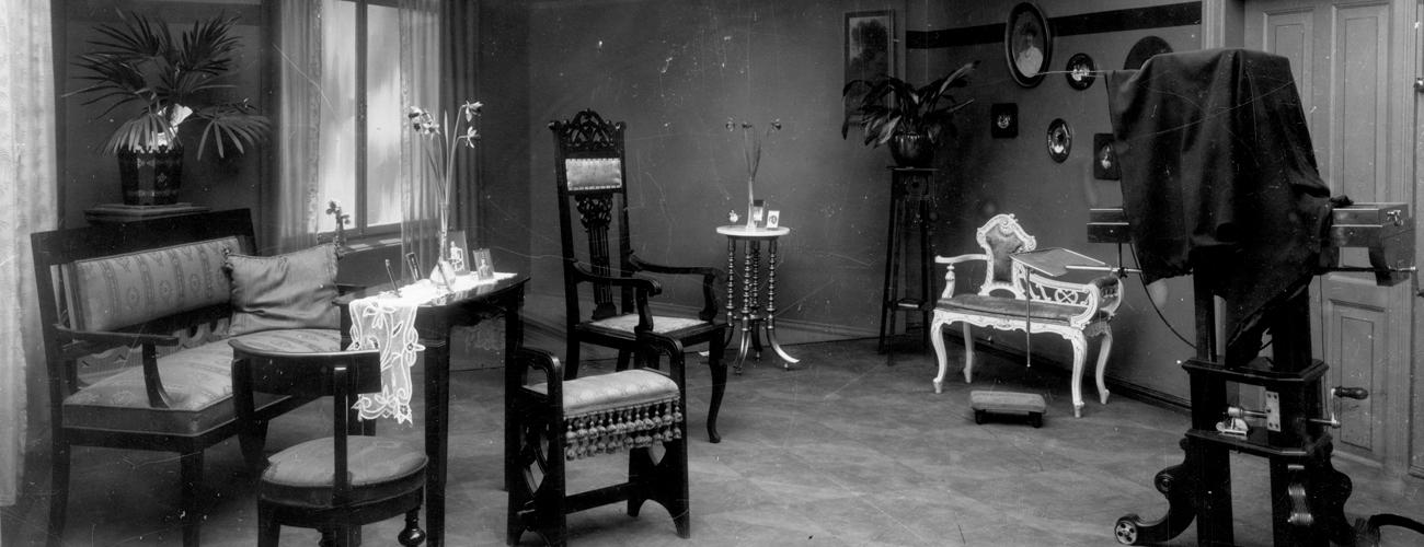 VHM Fotografprotokoller - Vendsyssel Historiske Museum