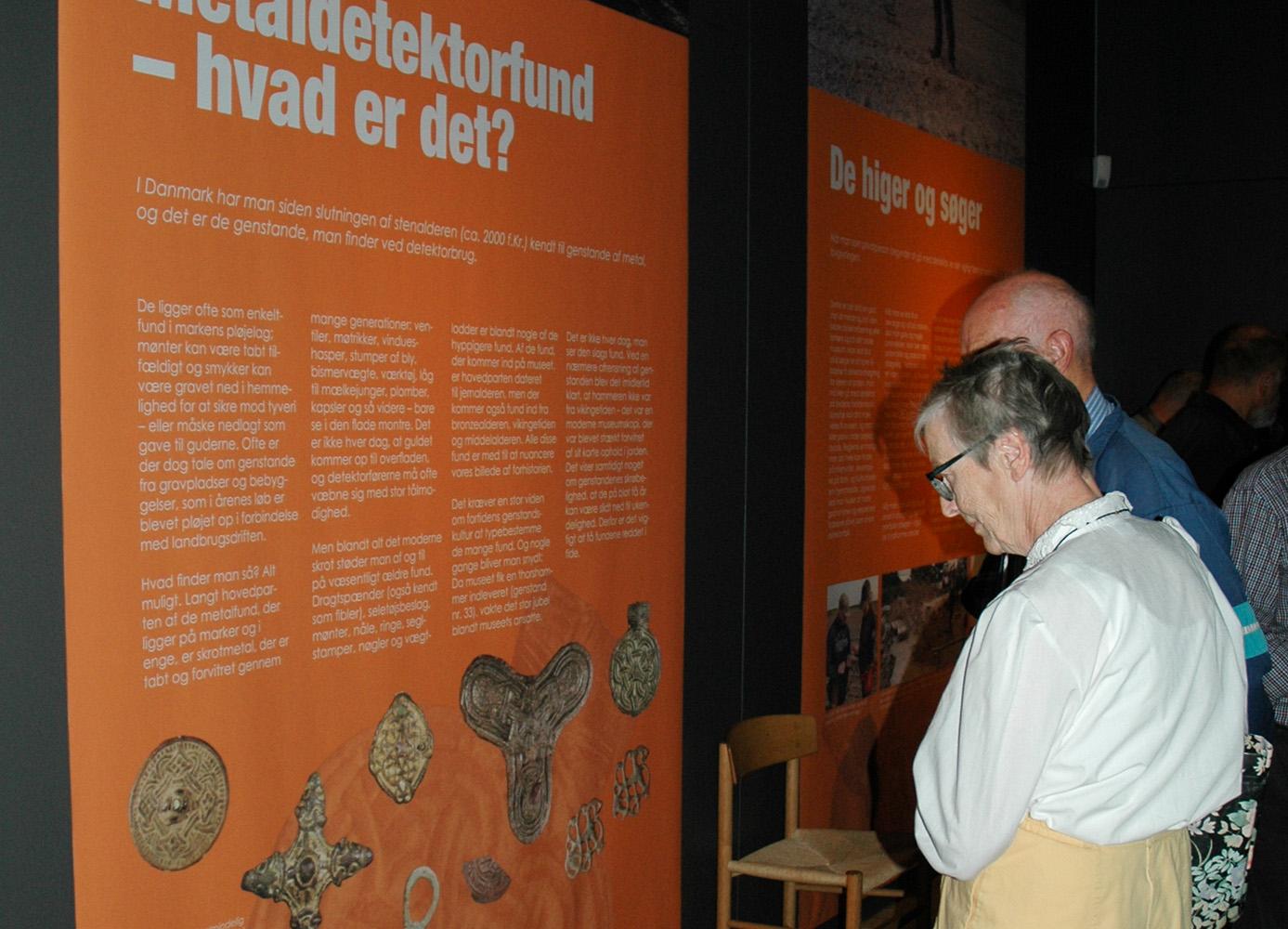 VHM udstilling Detektor Skrot Skrammel Skattefund 3