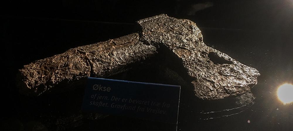Vikinger Ved Verdens Ende - Vendsyssel Historiske Museum - Økse