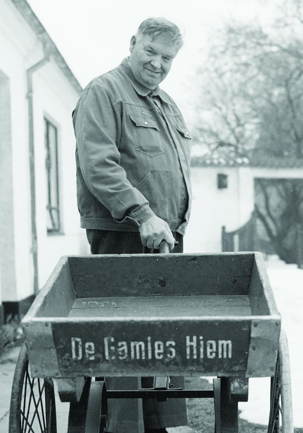 B50513 Wilhelm Jensen OK MINI