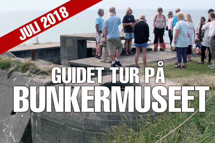 28 - Guidet tur på Bunkermuseet