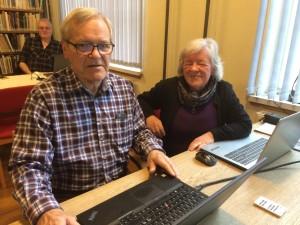 Kurt Christensen og Gerda Jensen