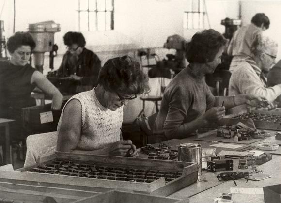Algrema_fabrikation af legetøj, ca. 1970