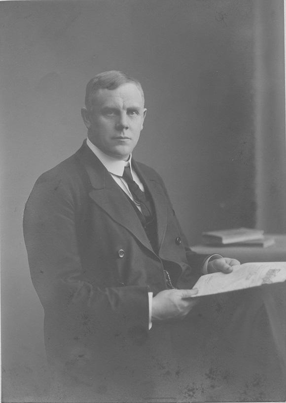 Folketingsmand J.S. Vanggaard