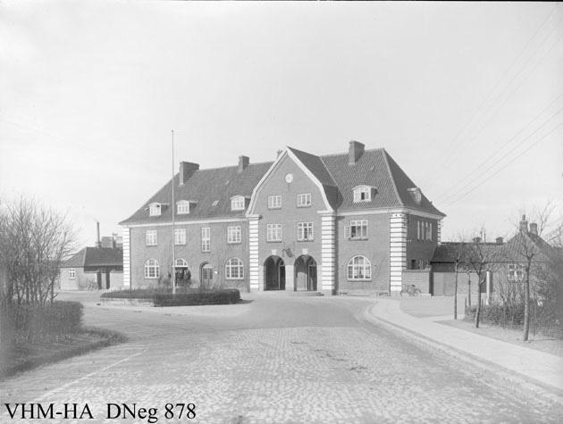 Hjørring Vestbanegård