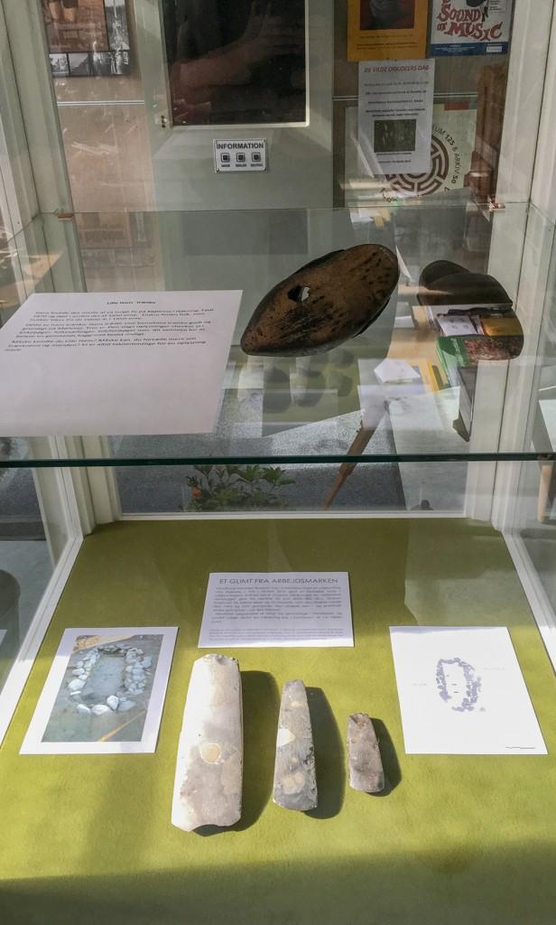 VHM Vendsyssel Historiske Museum Neolitisk VHM miniudstilling 1