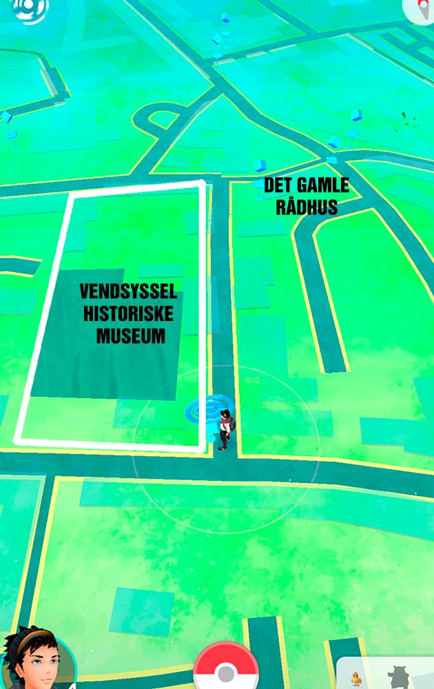 Vendsyssel-Historiske-Museum---Pokemon-Go--VHM