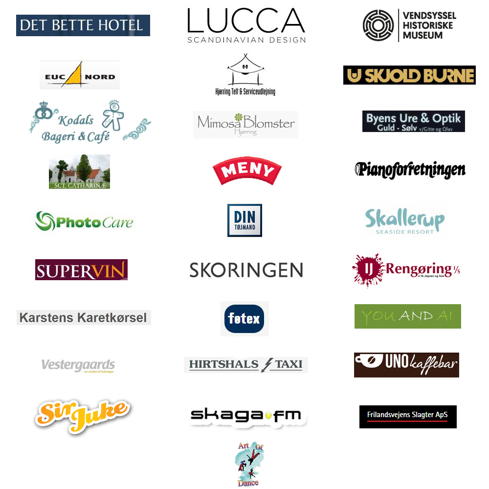 Bryllup i Vendsyssel - logosamling