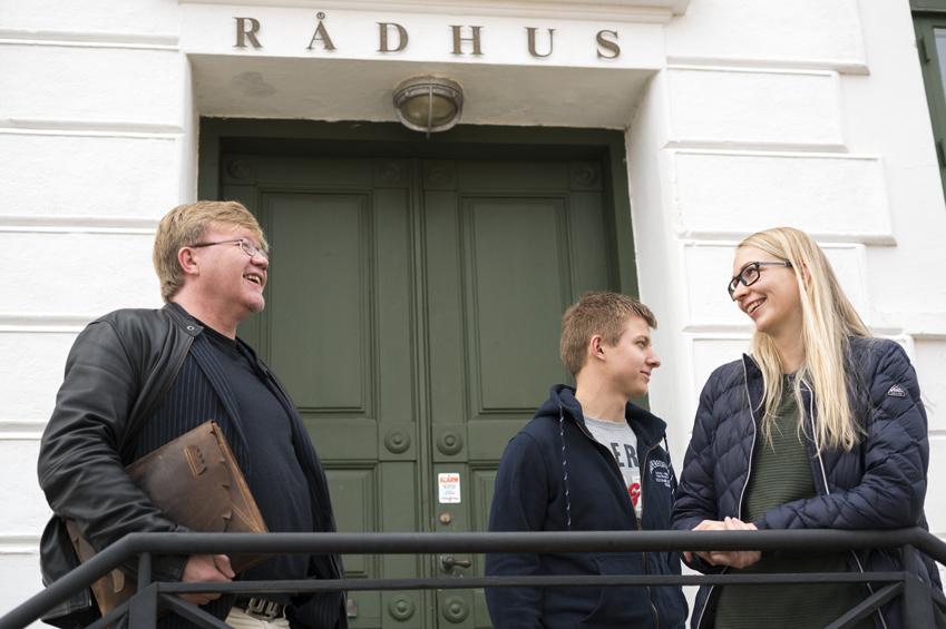 Det Gamle Rådhus - Bryllup i Vendsyssel - Vendsyssel Historiske Museum