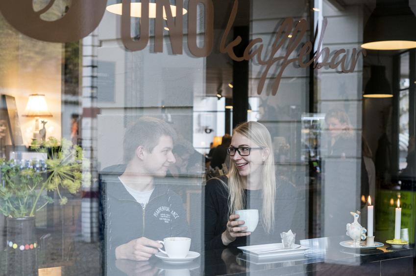 UNO Kaffebar - Bryllup i Vendsyssel - Vendsyssel Historiske Museum - COVER