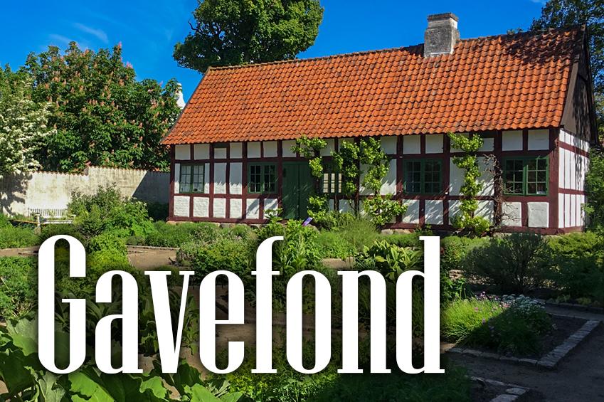 11 - Gavefond