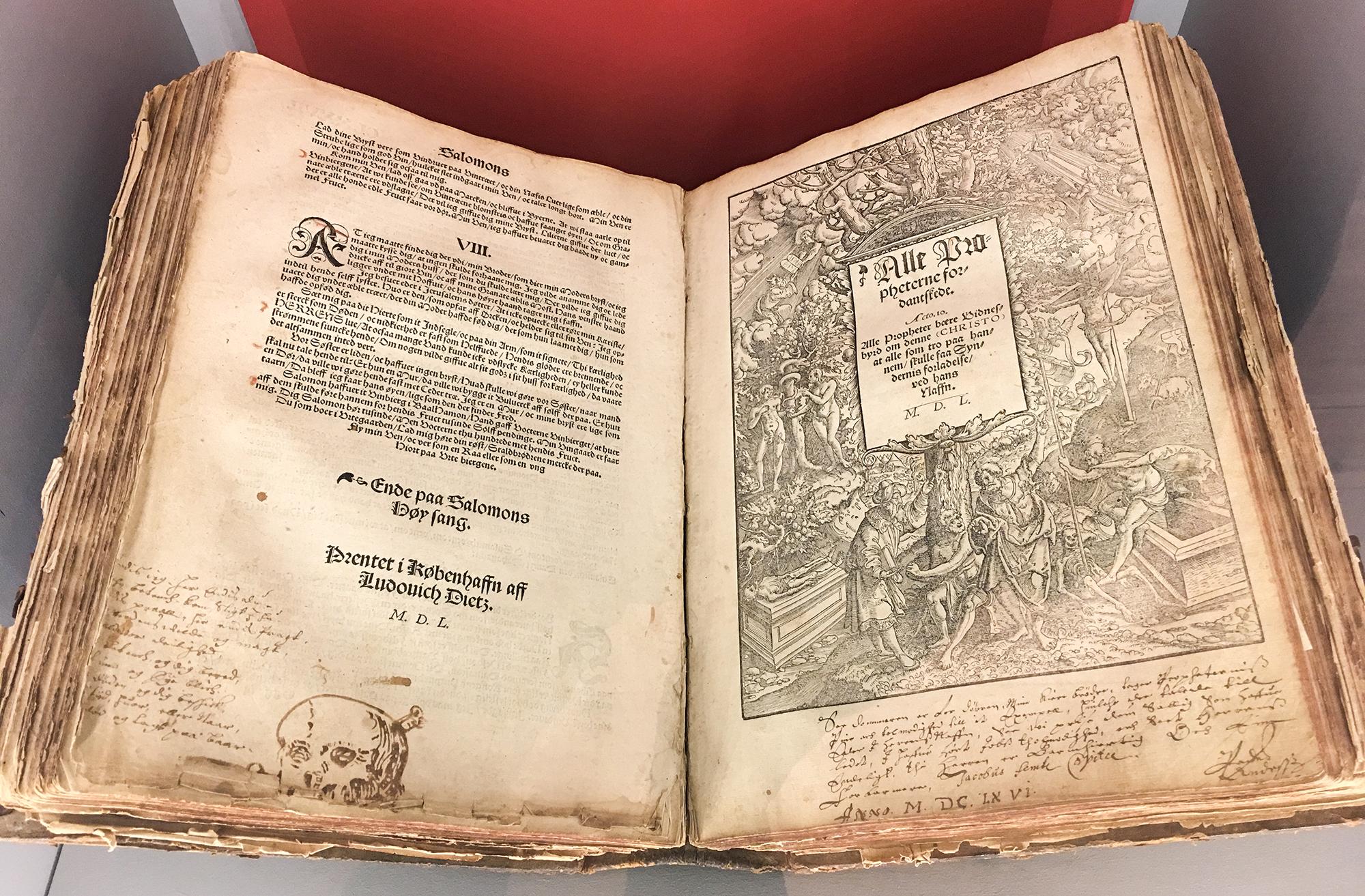Reformationen i Nordjylland - særudstilling på Vendsyssel Historiske Museum - 3