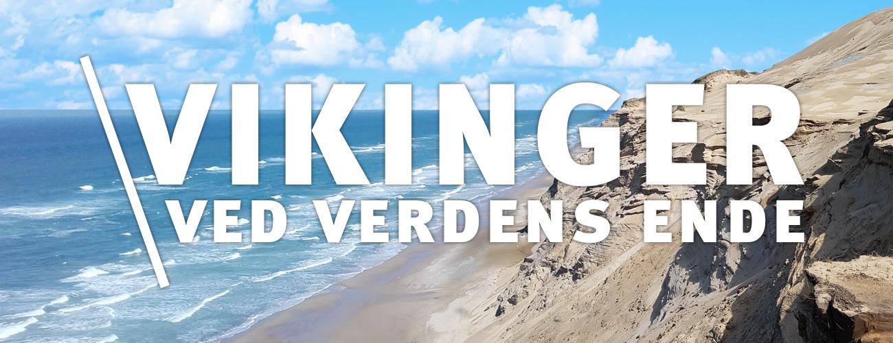 Vikinger ved verdens ende - topheader