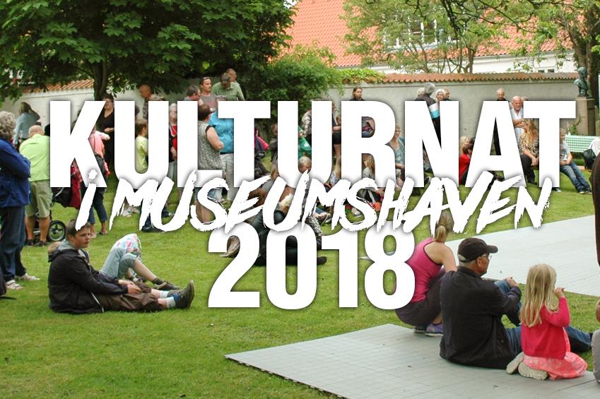 25 - Kulturnat i Museumshaven 2018