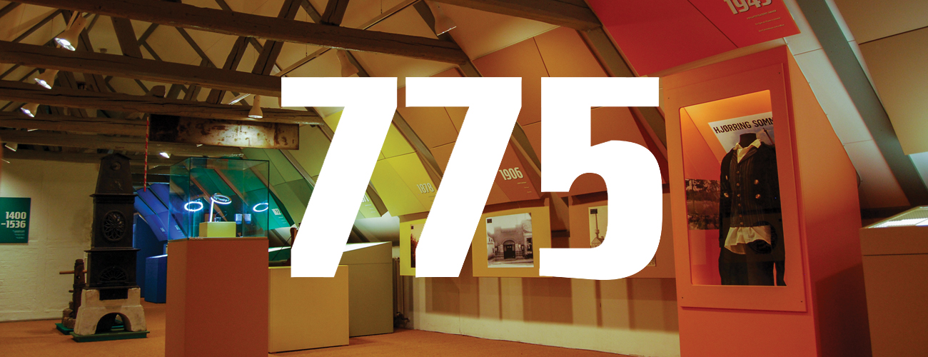 775 Det vi var stolte af cover